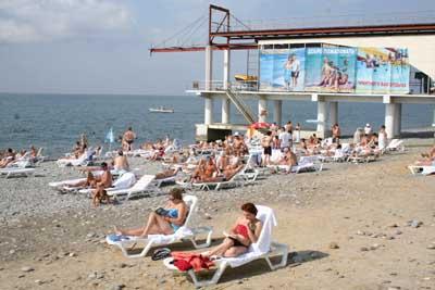 Прометей Клуб пляж Алькор ЮГ