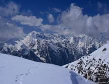 отдых в горах Алькор ЮГ