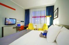 Отель Park Inn by Radisson Rosa Khutor