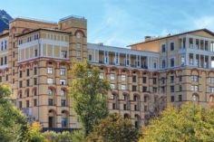 Отель Solis Sochi Hotel Красная Поляна Алькор ЮГ