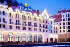 Отель Tulip Inn Rosa Khutor